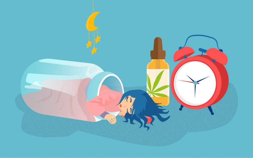 help you to fall asleep speedily